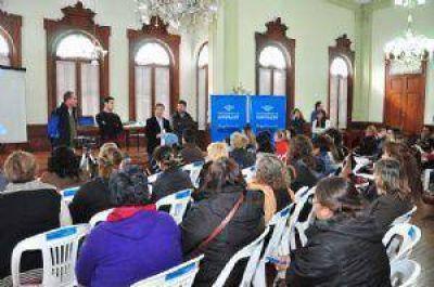Speranza realizó una nueva entrega de créditos para Microemprendimientos