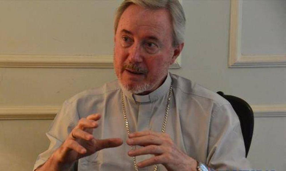 """Mons. Stanovnik pide a los políticos """"no seguir intereses personales"""""""