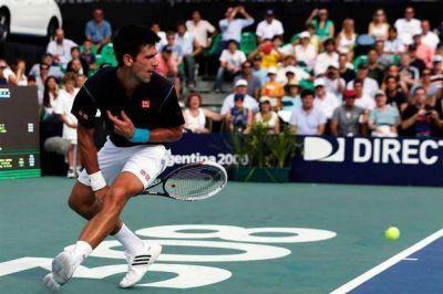 Finalmente, Novak Djokovic no vendrá a la Argentina a jugar la serie de Copa Davis