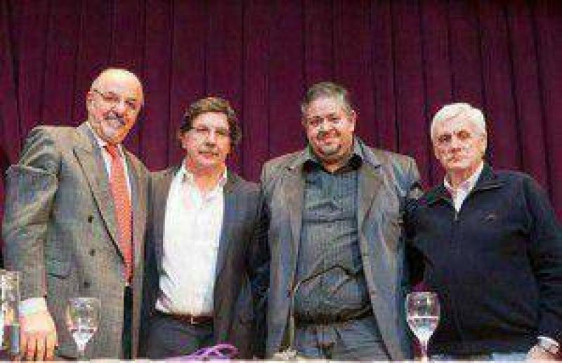La CGT de Caló conformó la mesa Scioli Presidente y preparan acto de respaldo