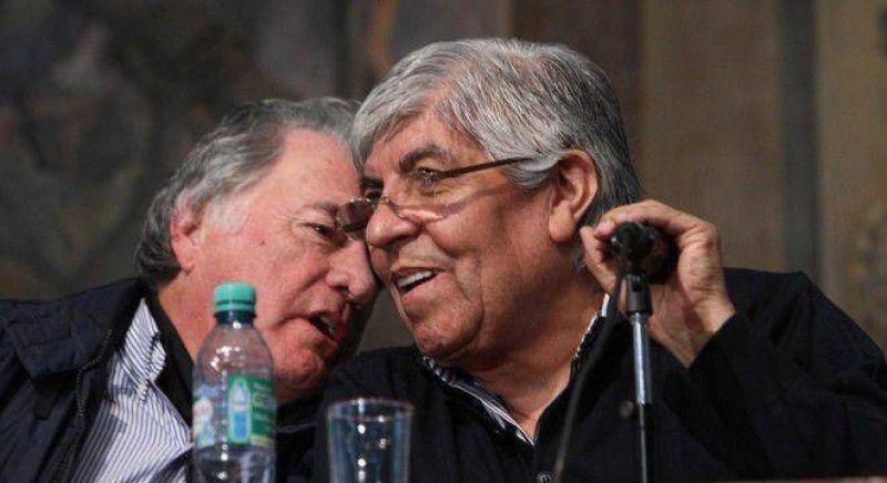 Moyano y Barrionuevo se pelean por el gremio de los aeron�uticos