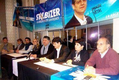 El GEN impugna boleta del Frepam con Stolbizer como candidata presidencial