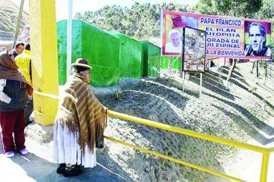 Jujeños a Bolivia para ver al Papa