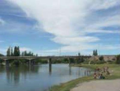 Aguas Rionegrinas garantizó el servicio de agua potable ante bajante del río Colorado