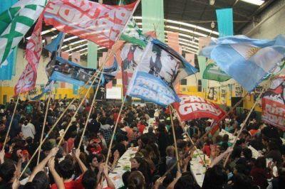 Acto de presentación de candidatos y propuestas de Patria Grande en General Pueyrredon