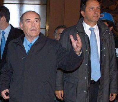 Adelantan apertura Paseo Aldrey Iglesias: una mano para Scioli