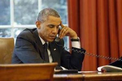 Barack Obama intenta resolver la crisis griega y llama a Alexis Tsipras y Angela Merkel