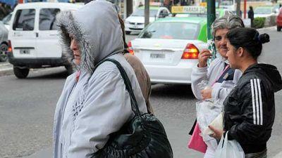Otra mañana helada sorprendió a los santiagueños: 1,2 bajo cero a las 6