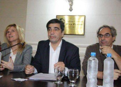 López Muntaner se manifestó a favor de la formula Aníbal Fernández - Martin Sabattella