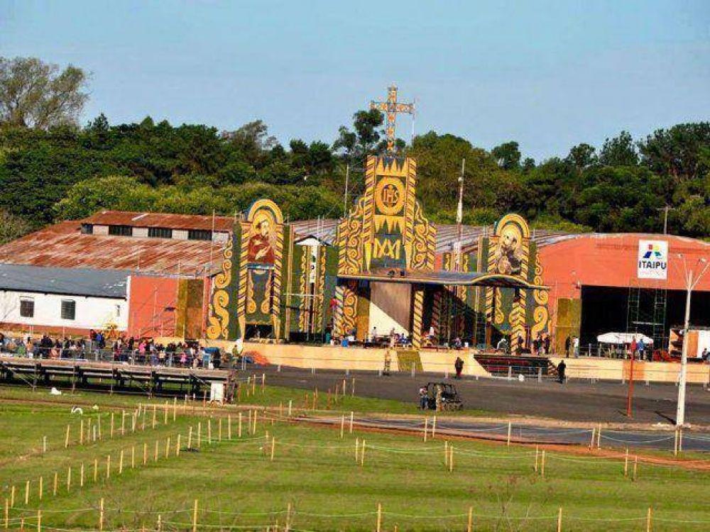 Ñu Guasu: lugar de la misa multitudinaria del papa Francisco