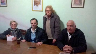 Lamberti, del massismo de Claromec�: �tenemos que tener un representante�