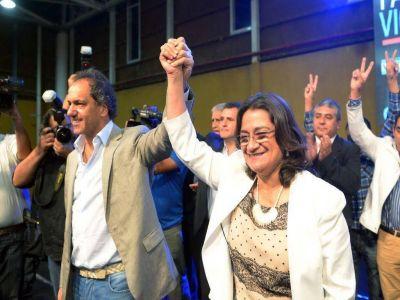 Daniel Scioli lanza su campaña en Catamarca