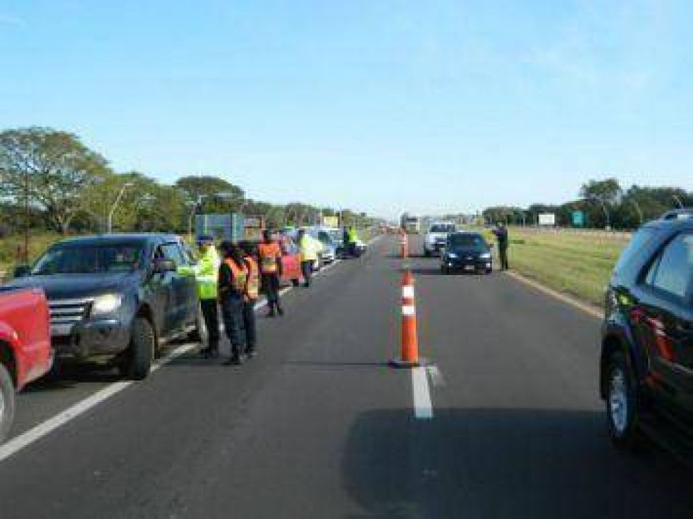 Entre 800 mil y un millón de vehículos circularán en rutas chaqueñas por la visita del Papa a Paraguay
