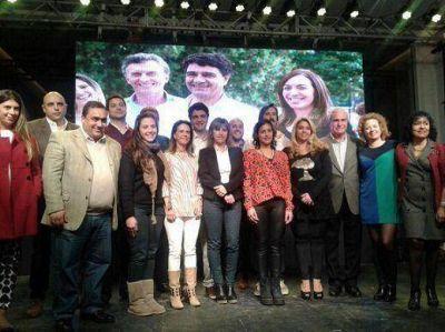 Jorge Macri presentó su lista de concejales en Villa Martelli