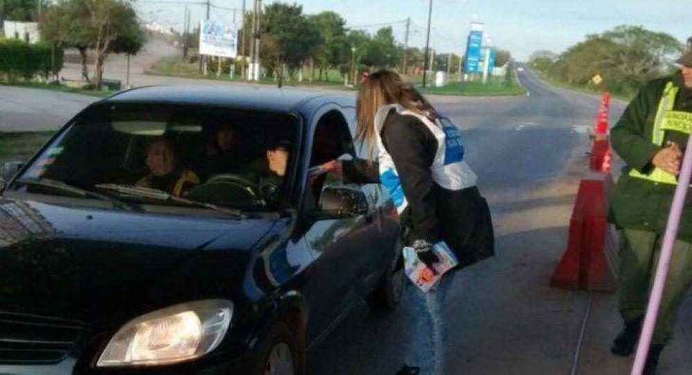 Formosa y Nación activan despliegue sanitario ante masivo desplazamiento de fieles a Paraguay