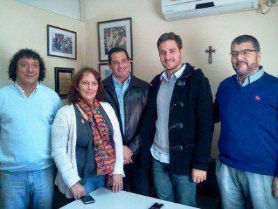 """Leandro Martín: """"Tenemos una construcción muy sólida en San Isidro"""""""