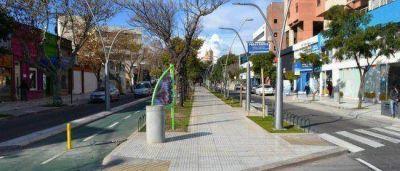 Este jueves se inaugura el Boulevard de los Jacarandaes