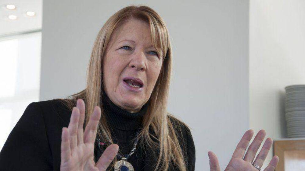 Stolbizer criticó a los candidatos que