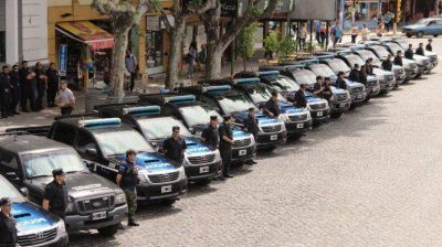 Un municipio creó una policía distinta al resto de la Provincia