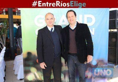 La Junta Electoral del FpV apeló el fallo que autorizó el pegado de Grand con Bordet