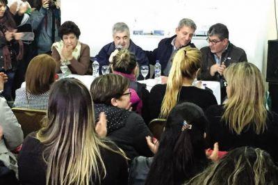 """Das Neves: """"Es necesario construir espacios de contención para los jóvenes y dejar de posar con maquetas"""""""