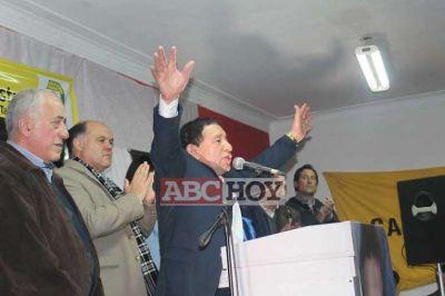 Raúl Escudero lanzó su precandidatura a Intendente