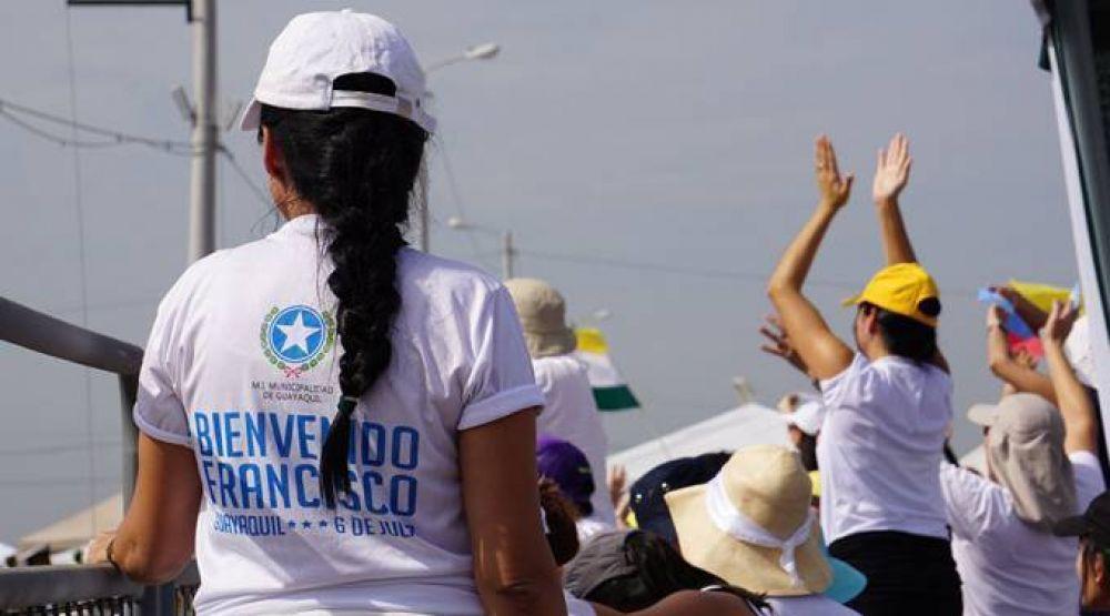 Lo que más impresionó al Papa en su viaje a Ecuador: La masiva acogida del pueblo