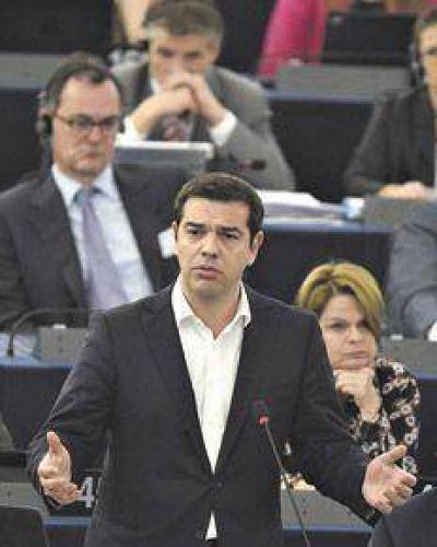 Grecia pidi� un nuevo rescate a la Uni�n Europea