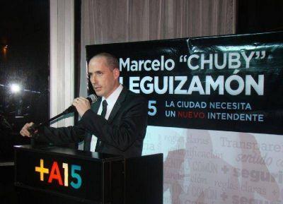 Marcelo Leguizamón cenó con empresarios de La Plata