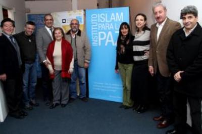 Un iftar compartido entre musulmanes, cristianos y judíos