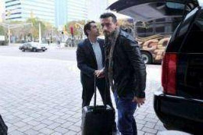 """Lavezzi aseguró que el plantel de la Selección seguirá trabajando con """"profesionalismo, sentimiento y convicción"""""""