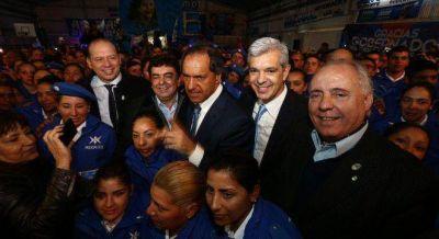 Scioli teme que Aníbal le reste votos si gana las primarias