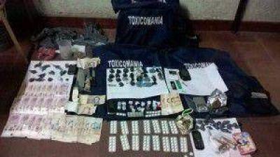 Narcos escondieron droga y dinero en el pañal colocado a un bebé