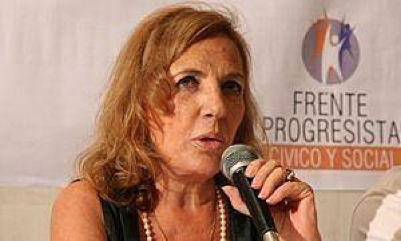 """Griselda Tessio: """"El Frente Progresista hizo una excelente elección en Santa Fe""""."""