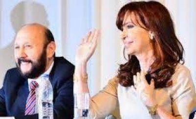 Insfran con la presidenta en Tucumán