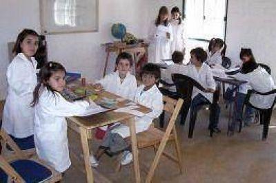 Escuelas bonaerenses deberán contar con