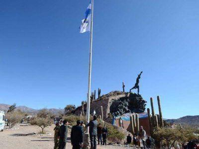 9 de Julio – se conmemoró en Humahuaca el Día de la Independencia