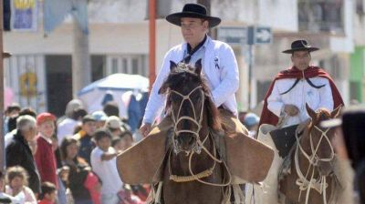 Palpalá se sumó a los festejos por el 199º aniversario patrio