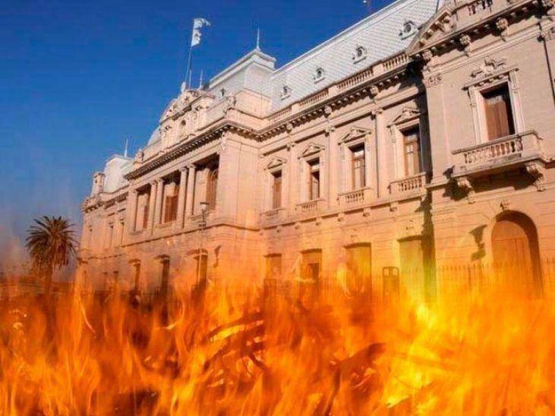 A menos de un mes de las PASO: los gremios de Jujuy presionan a Fellner por soluciones