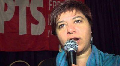 Candidata al Parlasur Andrea D'Atri visitará Mar del Plata
