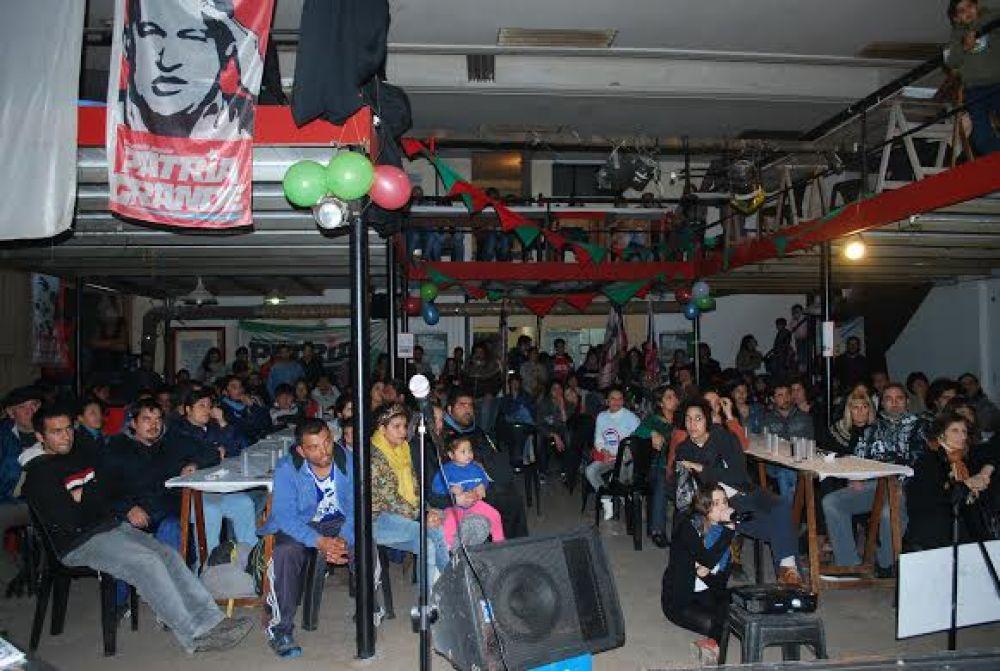 Patria Grande presentó a sus Candidatos en Mar del Plata