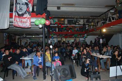 Patria Grande present� a sus Candidatos en Mar del Plata