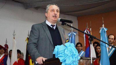Passalacqua presidió ceremonia por la Independencia y por los 87 años de Oberá