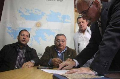 Veteranos de Malvinas de Posadas solicitan regularización salarial