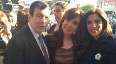 La Gobernadora y el Senador Zamora acompañaron a la Presidenta en Tucumán