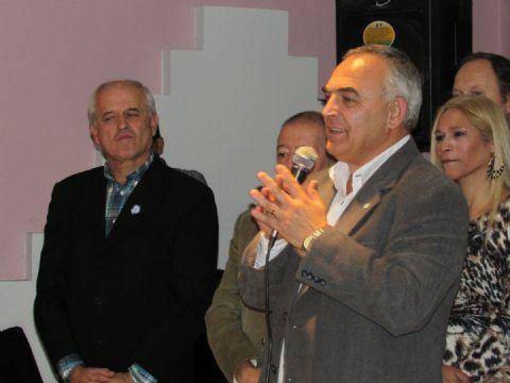 El Frente Renovador presentó la lista que competirá en las PASO