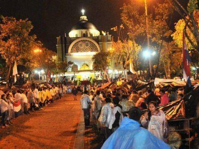 Su Santidad celebra primera gran misa hoy en Caacupé