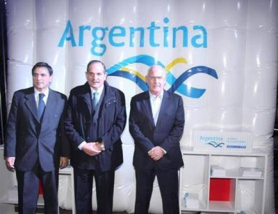 Muestra itinerante Marca País Argentina