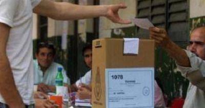 La Justicia provincial dio vía libre a las dobles candidaturas