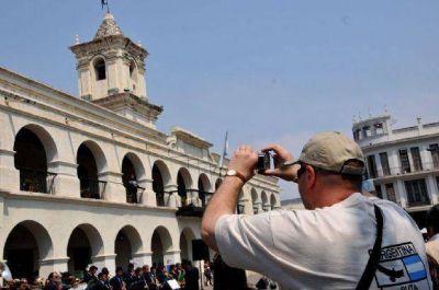 Intenso movimiento tur�stico en Salta en la primera semana de vacaciones